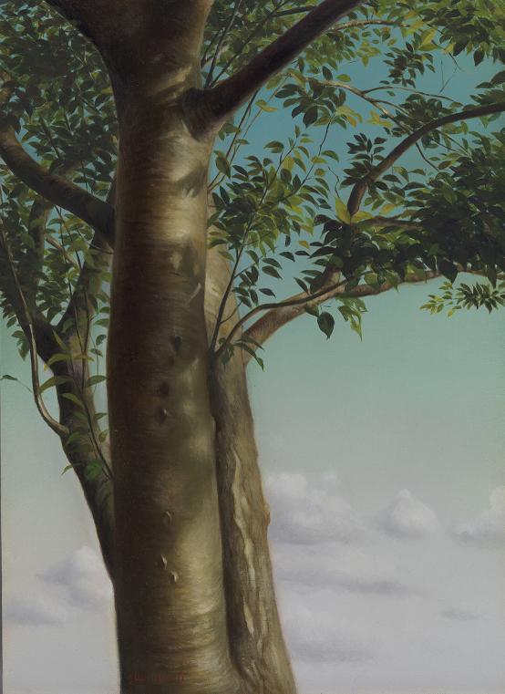 ビジョンアート「よりそう」 田中靜 画